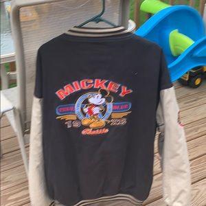 Original Disney varsity coat/jacket